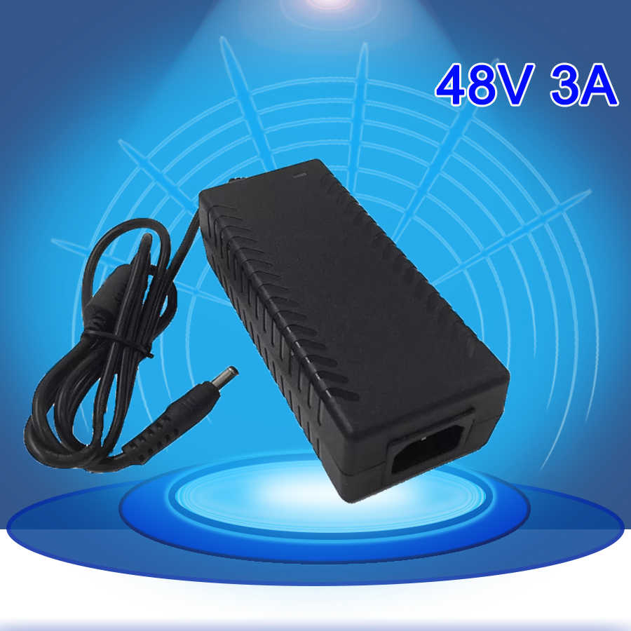 48v1a/48V2a/48V3a Switching Power Supply 48 Volt Universal Power Adapter Hoverboard Charger AC-DC 220V To 48V LED Transformer