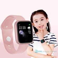 Bluetooth Sport Watch Children Kids Watches For Girls