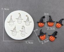 2 комплекта пищевого силикагеля силиконовая форма на Хеллоуин