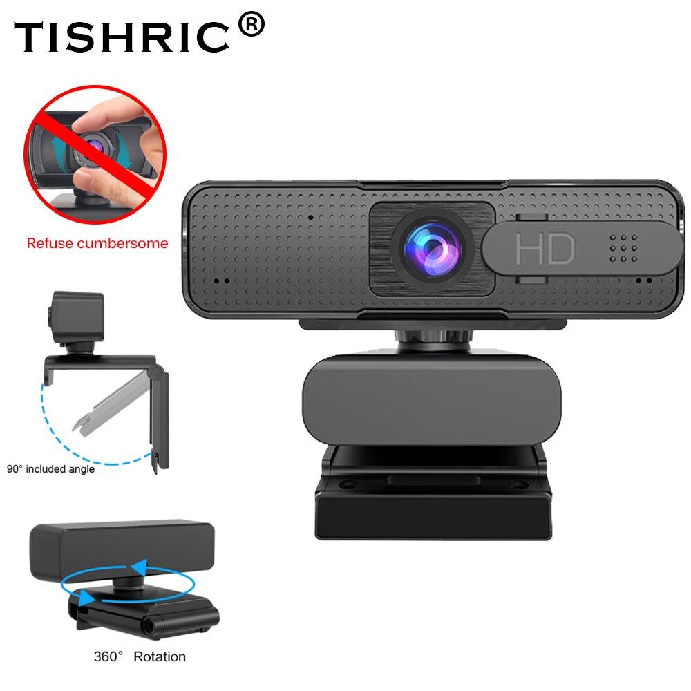 Ashu H701 веб-камера с высокой четкостью 1080P Автофокус веб-Камера С микрофоном USB веб-камера компьютера Камера веб-камера Камера веб-Камера 1080P
