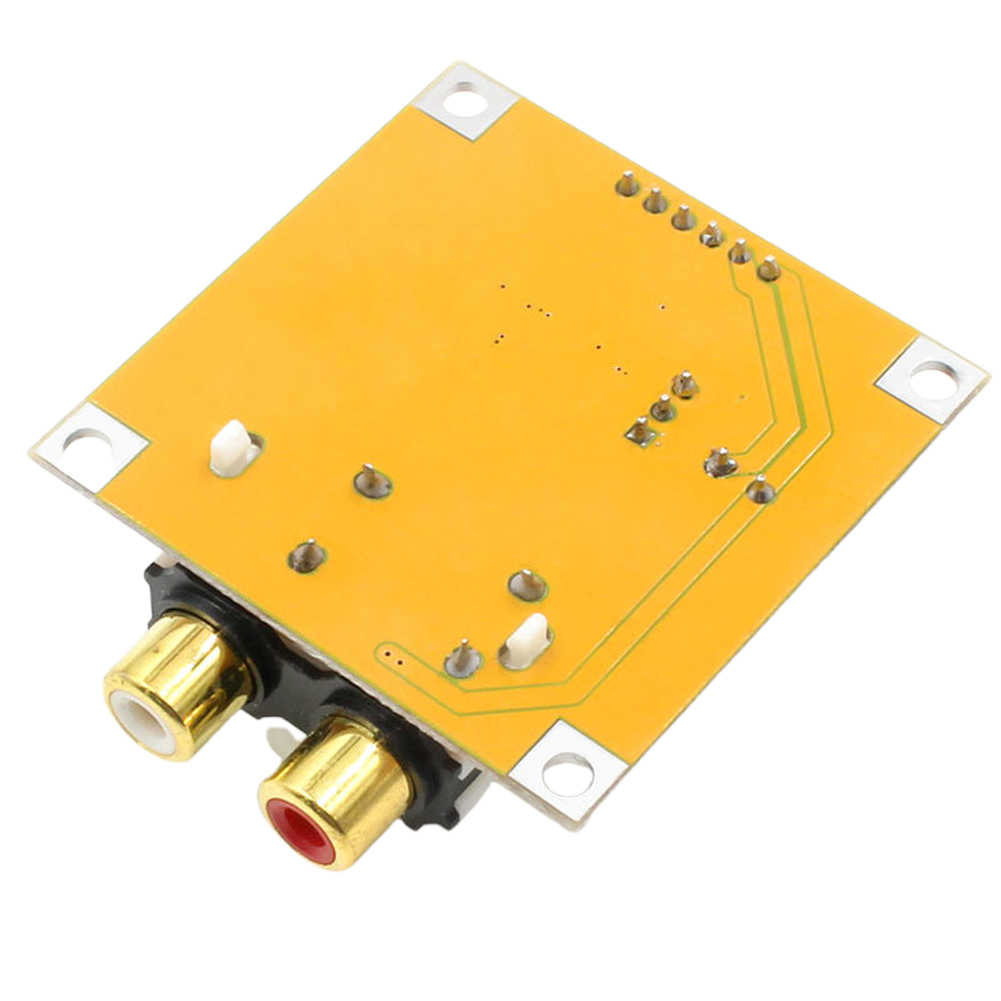 PCM5102 I2S Player Module 32Bit 384K Durable Home Video Practical Assembled DAC Decoder Board Parts Replacement Audio Electronic