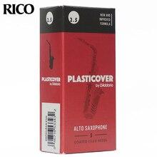 Abd orijinal DAddario riko Plasticover Bb soprano saksafon Eb alto saksafon Bb tenor sax reed Bb klarnet sazlık