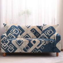 Funda de sofá moderna Vintage Homesky fundas de sofá de asiento elástico fundas de sofá Loveseat muebles todas las toallas de urdimbre fundas 1/2/3/4 plazas