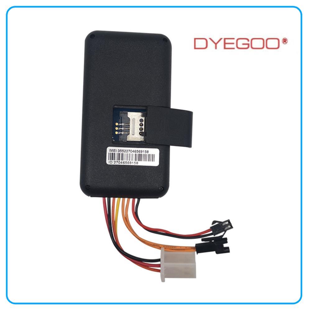 Garantizado 100% rastreador GPS de coche de 4 bandas GT06 Google link APLICACIÓN DE Android IOS de plataforma de alta velocidadgps tracker gt06car gps trackergps tracker -
