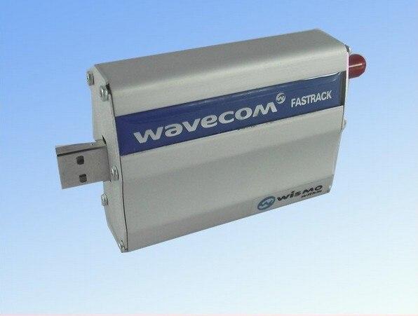 GSM Modem Wavecom Q24Plus Module COM Port AT Commands SMS Voice Call