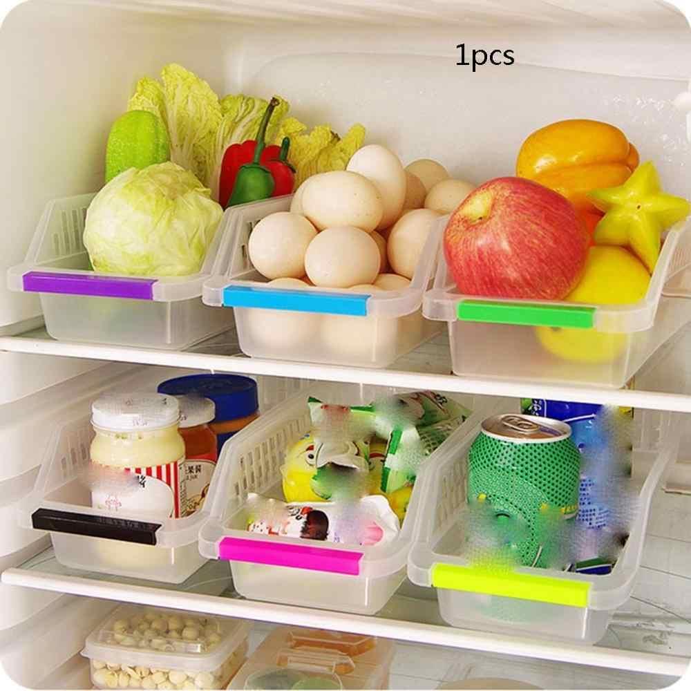 Ridge Umweltfreundliche Kunststoff Lagerung Korb Lebensmittel Getränke Schublade Typ Lagerung Box Küche Waschbecken Diverse Sortierung Box Korb
