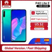 Global Version Huawei P40 Lite E Smartphone 4GB 64GB 6.39 inch 48MP Triple AI Ca