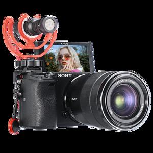 Image 2 - UURig R011 mikrofon soğuk ayakkabı plaka SONY A6400 uzatma sıcak ayakkabı adaptörü braketi Tripod tutucu DSLR kameralar aksesuarları