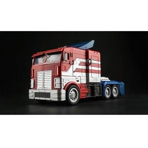 Image 4 - DABAN 액션 피규어 Toys G1 9907 OP Commander 트럭 변형 변환