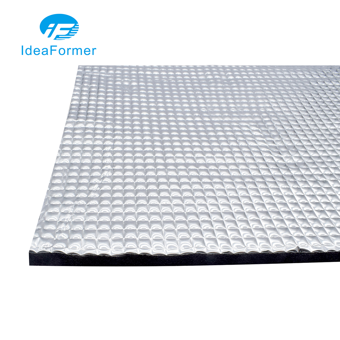 3D printer parts Heated <font><b>bed</b></font> Thermal Insulation cotton 200/<font><b>220</b></font>/300mm <font><b>Heat</b></font> Insulation Mat for 3D Printer Heating <font><b>Bed</b></font> Sticker image