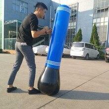 Горячий надувной Пробивной контейнер сосуд тренировка фитнес удар бой пробивая мешок для детей взрослых MVI-ing
