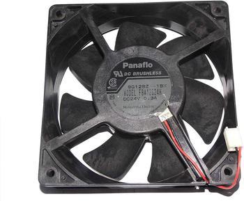 Generic 12cm FBA12G24H 24V 0.3A 2Wire Panaflo 12cm Projector fan