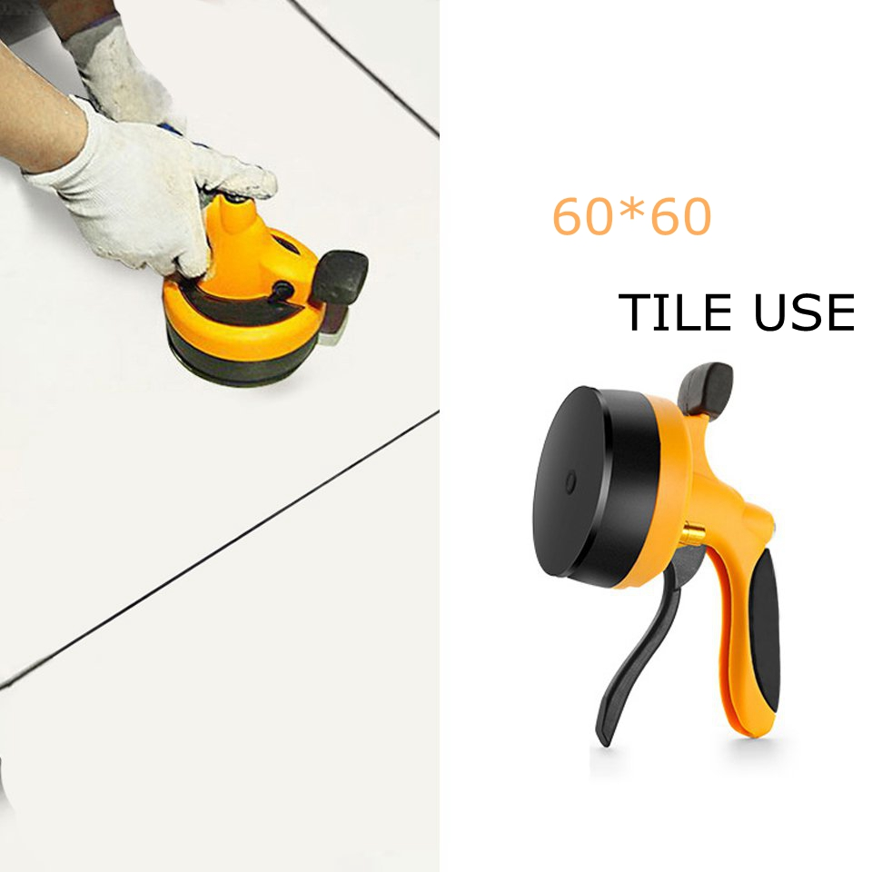 Rechargeable Tile Machine Professional Vibrator Floor Construction Tool High Quality Electric Posted Brick Leveling Tile Machine