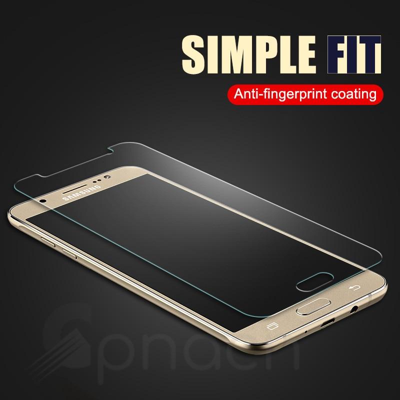Tempered Glass On For Samsung Galaxy J3 J5 J7 2015 2016 2017 Screen Protector For Samsung J2 J8 J4 J6 Plus 2018 Protective Film
