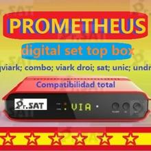 Оригинальная телевизионная приставка PT Prometheus для восстановления Viark Sat Viark 4K Viark droi Viark DSR2 только в комплект не входит приложение