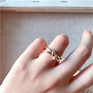 AOMU модный подарок для девочек, металлическое кольцо для женщин, ювелирное изделие, геометрическое круглое кольцо, аксессуары для уличной фотосессии, кольцо с искусственным жемчугом