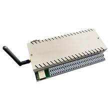 Kincony 32 Kênh Nhà Thông Minh Wifi Điều Khiển Ứng Dụng/Máy Tính Từ Xa Thời Điểm Điều Khiển Cảm Biến Có Dây Báo Động Liên Kết