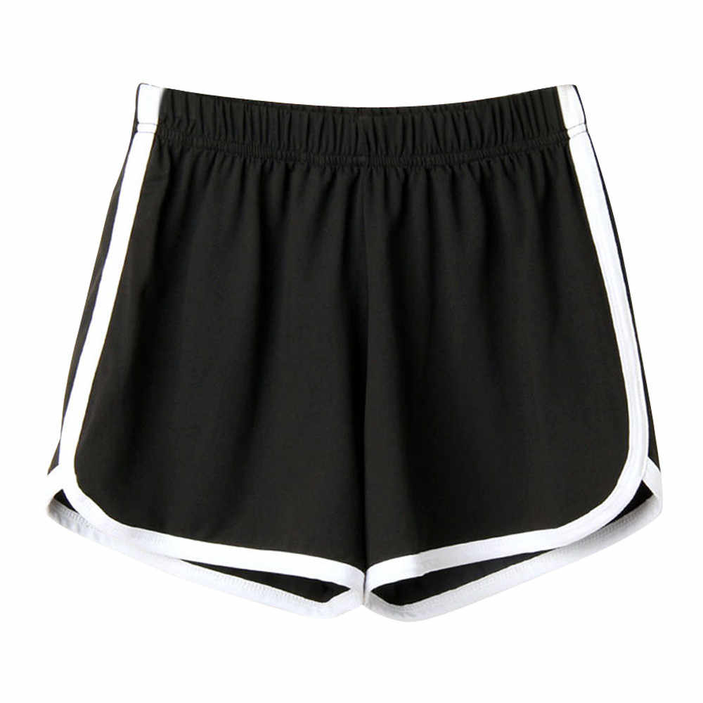 Women's Summer Shorts Women 2020 Sport Casual Booty Loose Sexy Shorts Beach Pantalon Corto Mujer Verano Shorts High Waist
