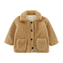 Baby Girls Boys Coat Autumn Jackets For girls Coat Kids Outerwear Cartoon Bear Coats For Baby Clothes Winter Kids Jacket Outfits