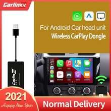 Carlinkit беспроводной ключ carplay для android навигационный