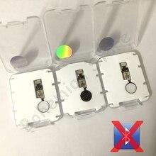 Обновленный универсальный для iPhone 7 Plus 8 Plus Кнопка возврата домой гибкий кабель восстановление обычных функций части телефона