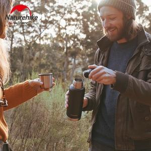 Image 5 - Naturetrekking extérieur 5 mur 304 acier inoxydable 24 heures vide tasse flacons café thé lait voyage tasse Thermo bouteille cadeaux Thermocup