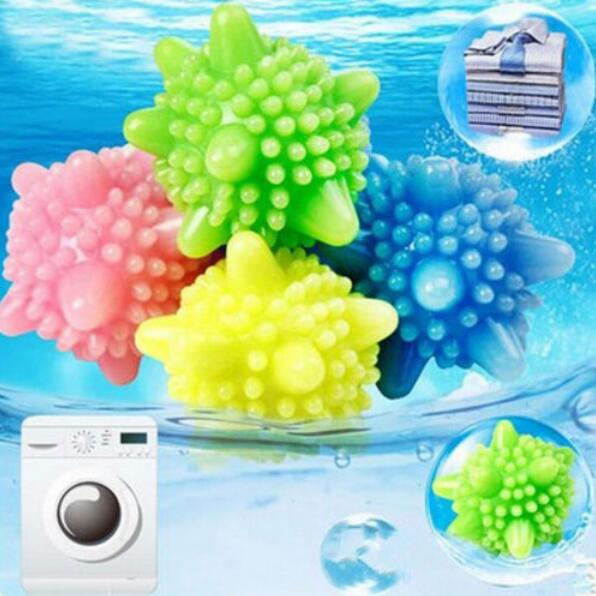 2019 New Durable Clothes New Cleaning Softener Laundry Ball Stain Removal Hot Magic Wash and dry Washing Machine 2016 Fabric image