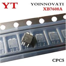 10 pçs/lote XB7608A XB7608 XB7608AJ 7608 CPC5 IC