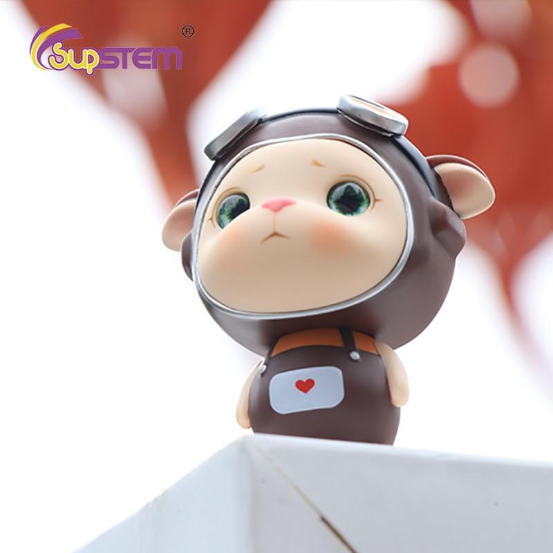 Kawaii Blind Box Emily's Dream Island Doll Eyes Random Box Toys Figure Kawaii Cute Gifts For Girls Cartoon Animals Panda