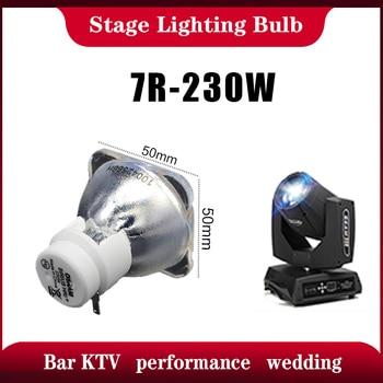 Hot Sales 7R 230W Metal Halide Lamp moving beam lamp 230 SIRIUS HRI230W For Osram Made In China