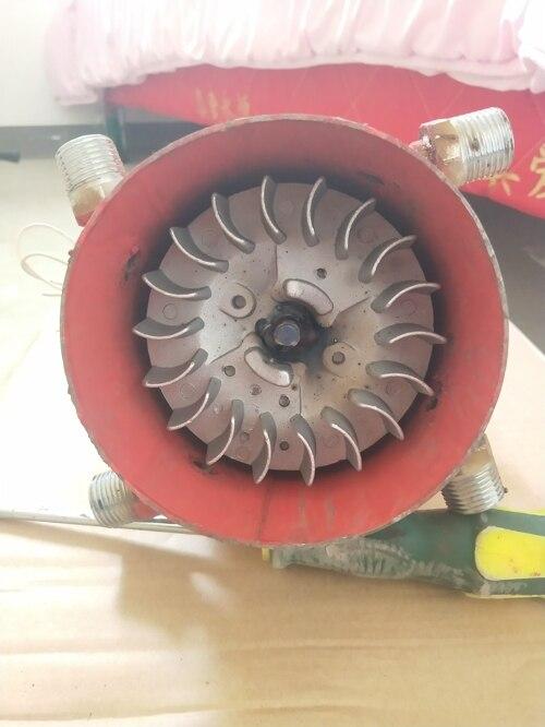 Pequena ac dc hidro gerador 300 w