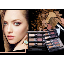 6 Earth Smoky ColorsCosmetic Beauty Glazed Palette Eyeshadow Shining Matte Eyeshadow Pallete Eyes Makeup With Brush цена 2017