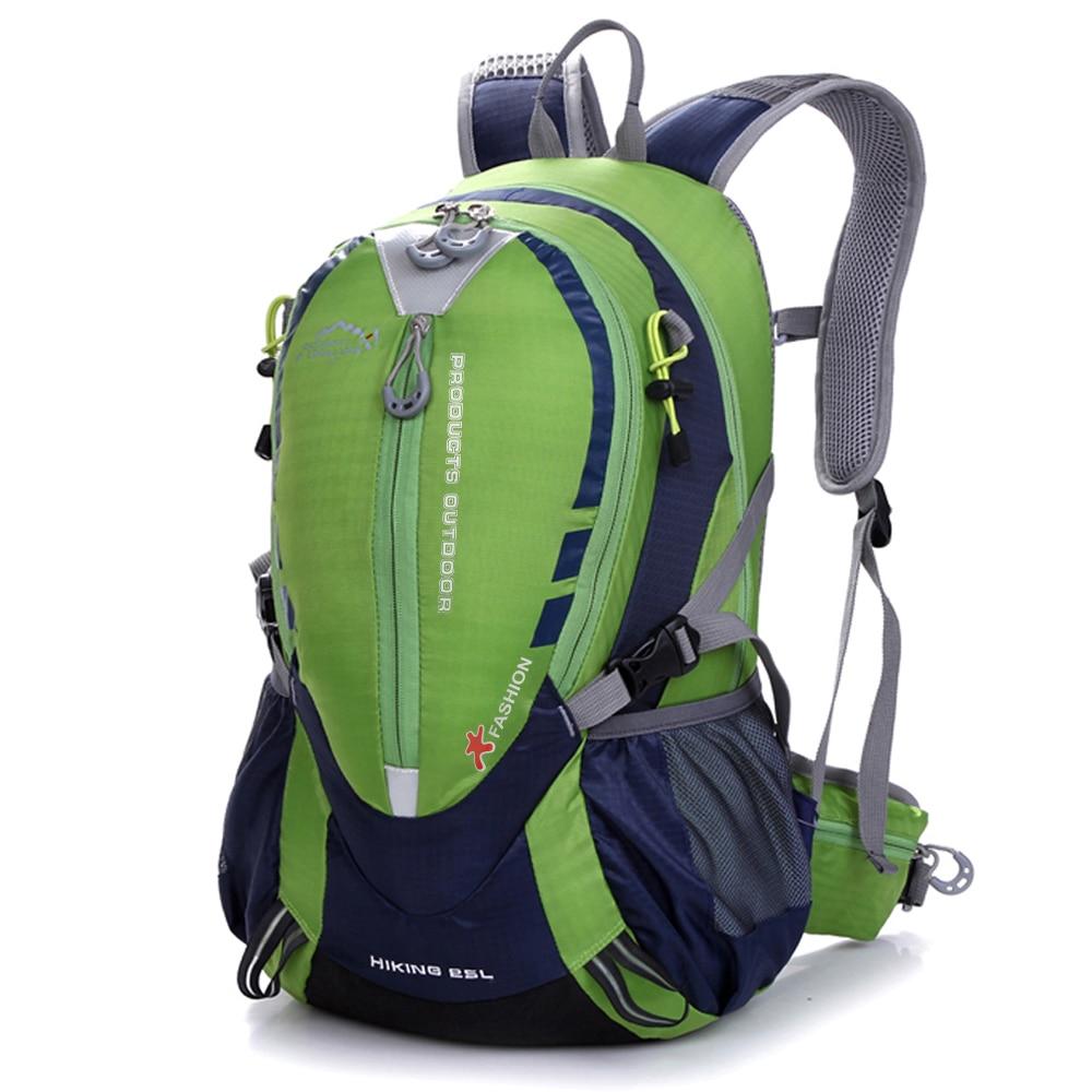 de viagem de acampamento caminhadas mochila feminina saco de trekking para homens