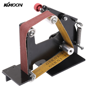 Image 2 - Grinding Machine Iron Angle Grinder Sanding Belt Adapter Accessories Power Tools of Sanding Machine Grinding Polishing Machine