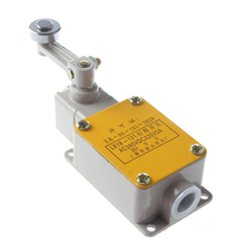 LX19-121 NO/NC SPDT AC 380V DC 220V 5 Amp Rotary Roller Lever Limit Switch