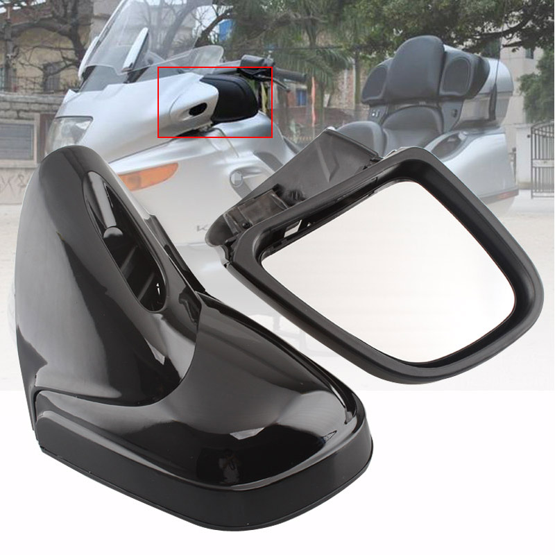 Motocycle Rear View Rearview Side Mirror Front Fairing Mount For BMW K1200 K1200LT K1200M 99-08