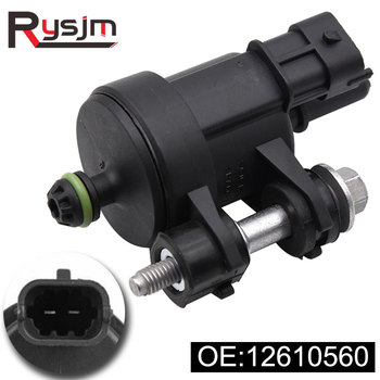 12610560 Car Vapor Canister Purge Valve Solenoid Fit For Cadillac GMC Chevrolet Buick 3.0L 3.6L V6 Models Replace OE 028014248