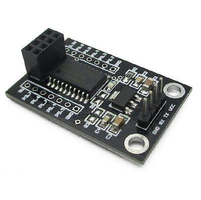 STC15L204 MCU Wireless Development Board With NRF24L01+ 5V-3.3V UART Interface Diy Electronics
