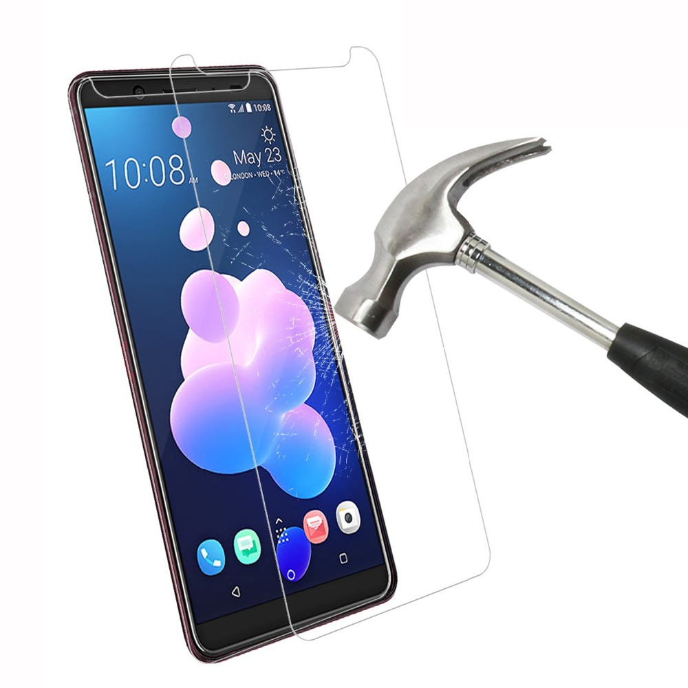 9H Tempered Glass For <font><b>HTC</b></font> One A9 A9S X9 X10 S9 <font><b>Screen</b></font> Protector For <font><b>HTC</b></font> One Max Me T6 Desire <font><b>10</b></font> <font><b>Evo</b></font> <font><b>10</b></font> Pro Protective film image