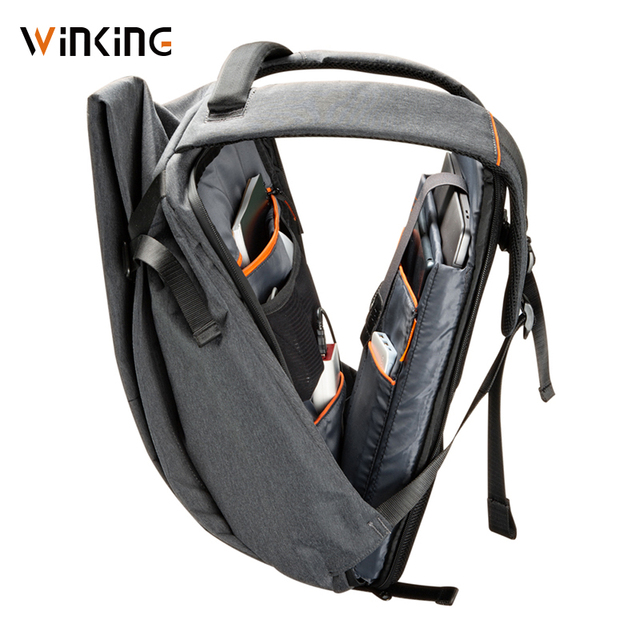 Avant-Garde MultifunctionTravel Backpack 5