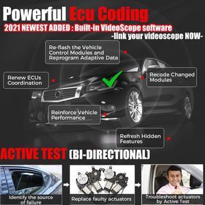 Image 2 - LAUNCH – X431 V V4.0 mini scanner de voiture professionnel, outil de Diagnostic automobile, système complet, lecteur de Code OBD, OBD2
