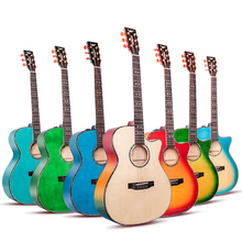 Wholesale Factory Bullfighter D-5 41 Inch Handmade Musical Instruments Acoustic Guitar