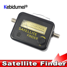 Digital Satellite Finder Meter FTA LNB DIRECTV Signal Pointer SATV Satellite TV Receiver Tool for TV Box
