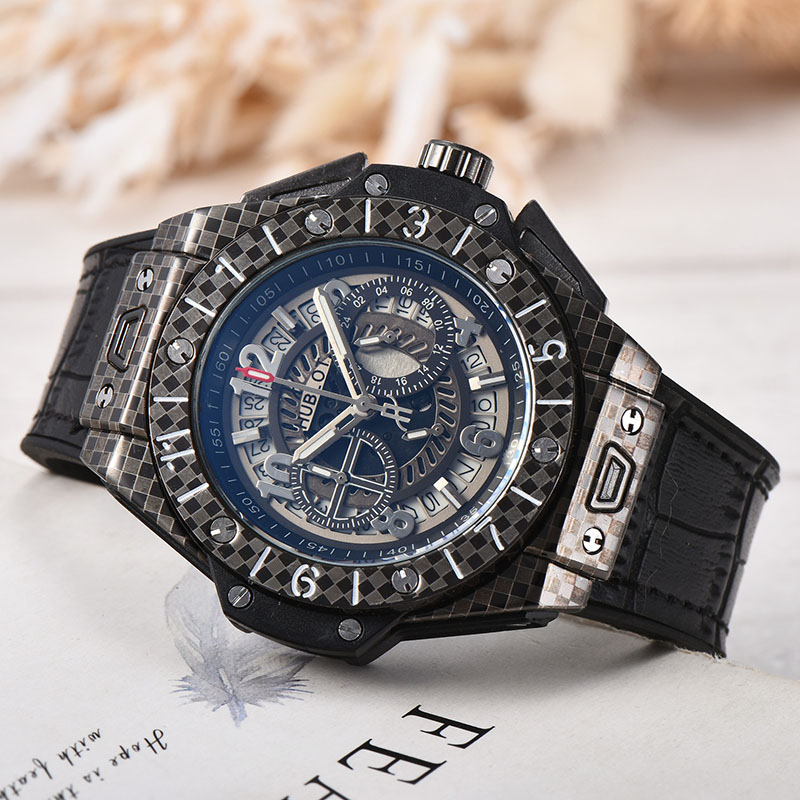 Luxury Brand Man Watch Business AAA Quartz Watches with Silicone Men Wristwatch relojes hombre 2019