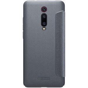Image 2 - For xiaomi mi 9T/9T Pro Version mondiale étui NILLKIN brillant flip couverture PU étui en cuir pour xiaomi Redmi  K20/K20 Pro coque de téléphone