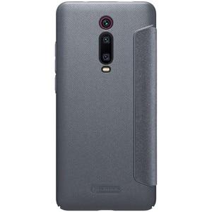 Image 2 - For xiaomi mi 9T/9T Pro wersja globalna etui NILLKIN Sparkle klapki PU skórzane obudowa do xiaomi Redmi  K20/K20 Pro etui na telefon