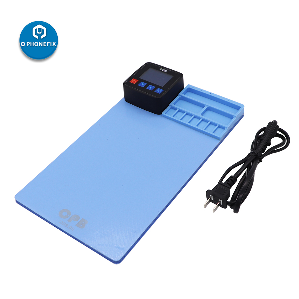 Universal CPB Mobile Phone LCD Screen Separator For IPhone Touch Screen Glass Remover Heating Pad For IPad Separator Mat