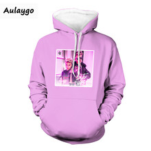 Women Hoodie Sweatshirts 3D Adexe & Nau Pattern Japanese Oversize Pullovers Coup