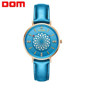 Relojes Para Mujer Ladies Watch Luxury Watches Quartz Watch Casual Watch Luminous dial purple Life is waterproof G-1285