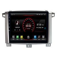 2G RAM 16G ROM Android 9.0 Car gps for Toyota Land cruiser 100 GX LC 100 Auto Radio DVD player Navigation